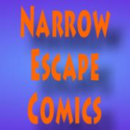 Narrow Escape Comics Logo